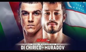 Makhmud Muradov makes his UFC debut beating Alessio Di Chirico in thriller