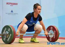 Турсуной Жабборова — призер чемпионата мира