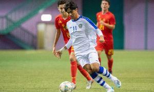 Сборная Узбекистана U-16 проведёт в столице сбор