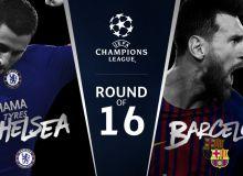 """ЕЧЛ: """"Челси"""" – """"Барселона"""". Тахминий таркиблар"""