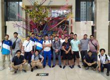 Uzbek judokas arrive in Tokyo for the 2019 Senior World Judo Championships