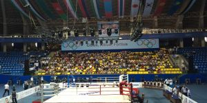 Flashback. ASBC Asian Junior Boxing Championships in Tashkent where Uzbekistan, Kazakhstan and Japan win the titles