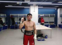 Muhammadsalim Sotvoldiev to contest with Cameroonian Geren Sox Fonku in Ekaterinburg