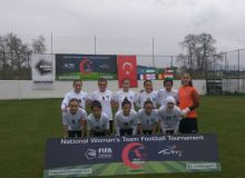 Uzbekistan shock Turkmenistan with a 11-1 victory at the Turkish Women's Cup 2019