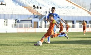 FC Nasaf play a goalless draw with FC Bukhara