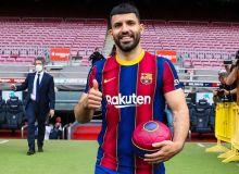 """Барселона"": Агуэронинг келиши трансферларнинг бошланиши холос!"