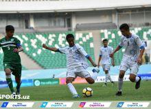 CAFA U-15 Championship. Фоторепортаж матча Узбекистан - Туркменистан (4:1)