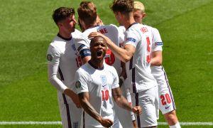 Евро-2020. Англия – Хорватия 1:0 (видео)