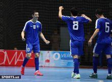 Match Highlights. Mozambique 0-10 Uzbekistan