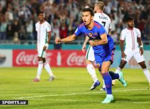 """AFC Cup. Today """"Nasaf"""" fights for the final!"""