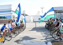 Узбекские велоспортсмены прибыли в столицу с победой