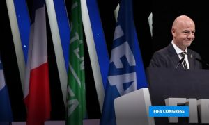 Парижда ФИФАнинг 69-конгресси иш бошлади