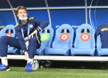 Pakhtakor's Huistra gears up for 'three' AFC Champions League finals ahead