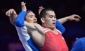 Жалгасбай Бердимурадов поборолся за выход в четвертьфинал