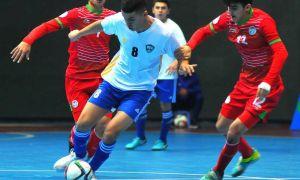 Футзал U-20: Ўзбекистон Осиё чемпионати йўлланмасидан қуруқ қолди