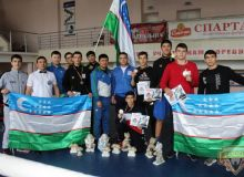Uzbekistan's best line-ups won four gold medals at the Yukov Prizes Youth Tournament in Gomel