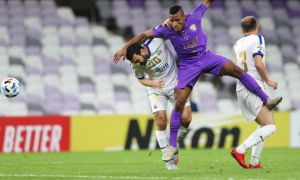 Match Highlights. Al Ain FC 1-0 FC Bunyodkor