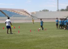 В Нукусе стартовала практическая часть семинара по определению уровня квалификации тренеров