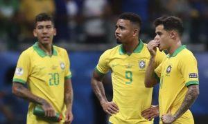 Перу - Бразилия 0:5 (видео)