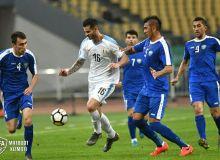 «China Cup-2019». Сборная Узбекистана проиграла Уругваю