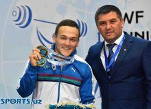 Адхамжон Эргашев - чемпион мира