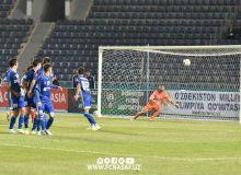 «Насаф» отправил 3 безответных мяча в ворота «Андижана» (Видео)