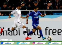 Match Highlights. FC Nasaf 1-0 Al Sadd SC