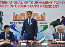 Состоялась пресс-конференция, посвященная Международному турниру Аль-Хаким Ат-Термезий