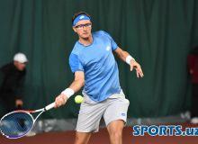 Позиции Дениса Истомина в рейтинге ATP улучшились