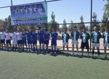 В Самарканде стартовал «Кубок хокима» по мини-футболу