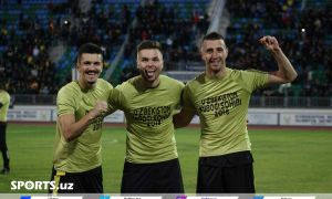 Photo Gallery. FC AGMK 3-1 FC Pakhtakor