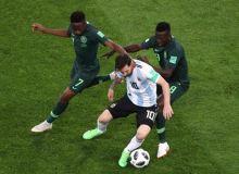 ФИФА Нигерия - Аргентина учрашувининг энг яхши футболчисини аниқлади
