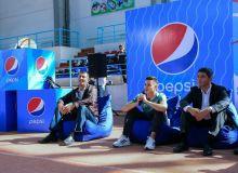 Pepsi Улуғбек Рашитов билан 5 та вилоятда турне ташкил қилди