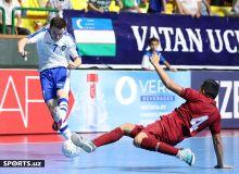 Видеообзор матча, в котором сборная Узбекистана забила 5 голов в ворота Ирана