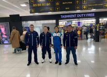 Наши атлеты отправились в Перу