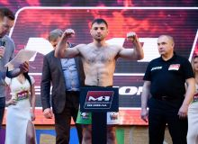 An Uzbek fighter will take part in the M-1 tournament in Russia