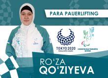 Роза Кузиева — серебряный призёр Паралимпиады Токио-2020