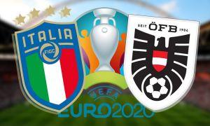 Евро-2020. Италия - Австрия: Матнли трансляция