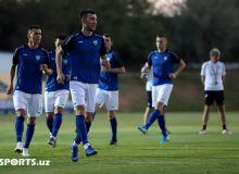 Национальная сборная Узбекистана под руководством Эктора Купера приступила к столичному сбору