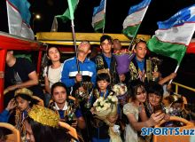 Uzbekistan's chess players claim 36 medals at the 14th Asian Schools Chess Championship