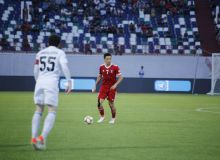 FC Navbahor share the points with FC Metallurg in Namangan