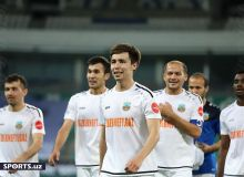 «Бунёдкор» одержал победу с крупным счётом в международном товарищеском матче