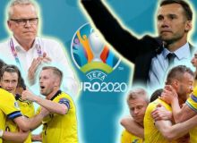 Швеция – Украина. Асосий таркиблар билан танишинг!