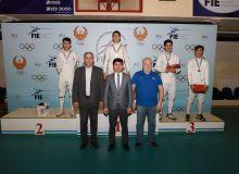В Ташкенте стартовал чемпионат страны по фехтованию среди юниоров
