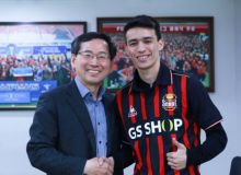 Ikrom Alibaev inks a three-year deal with K-League side FC Seoul