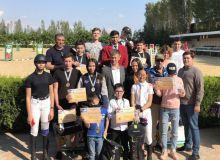 Известны победители и призеры чемпионата Узбекистана по современному пятиборью