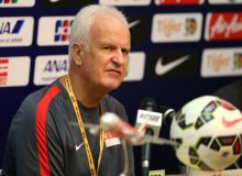 Bernd Stange praises Uzbekistan ahead of the tomorrow's match in Tashkent