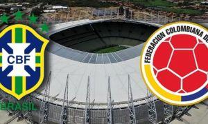 Бразилия – Колумбия. Неймар ва Куадрадо асосий таркибда