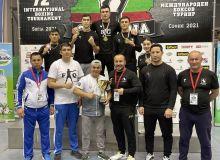 «Странжа-2021»: Трое наших боксёров одержали победу