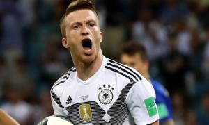 Марко Ройс Германия терма жамоасининг 2018 йилдаги энг яхши футболчиси деб топилди
